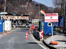 Áustria descarta reabrir fronteira com Itália