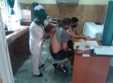 A pandemia de coronavírus em fotos: Cuba realiza prevenção educativa - 18.mar.2020