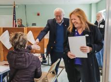 Mesmo após resultado da Super Terça, Sanders segue com fôlego na corrida democrata