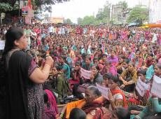 Dossiê mostra a trajetória das mulheres que lutam por igualdade na Índia