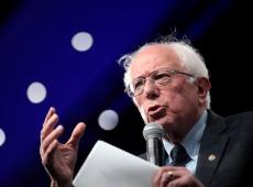 Quem tem medo de Bernie Sanders: socialista é aposta real de vencer Donald Trump