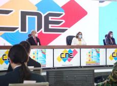 Conselho Eleitoral da Venezuela implementa novos recursos de segurança para eleições legislativas