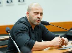 Com 364 votos, Câmara aprova manutenção da prisão do bolsonarista Daniel Silveira