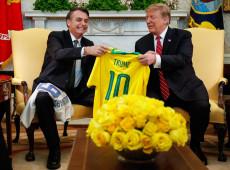Comércio EUA - Brasil regride uma década ao registrar queda de 31,5% nas exportações