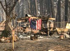 Tragédia climática nos EUA: Noroeste arde aos 50 graus, oeste enfrenta grave seca e Califórnia vê risco iminente de incêndio