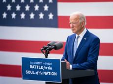 Nas duas décadas de Putin, Biden teve um papel relevante nas iniciativas contra Rússia