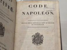 Hoje na História: 1804 - Entra em vigor o Código Civil Napoleônico
