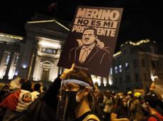 Revolta popular não partiu dos trabalhadores peruanos, mas dos jovens que se fizeram ouvir