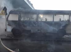 Ataque contra ônibus militar deixa ao menos 14 mortos na Síria
