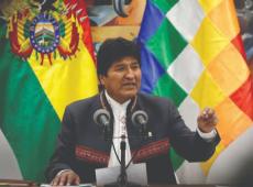 Gravações vinculam Estados Unidos e mercenários com tentativa de golpe na Bolívia