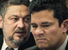 Dilma: Se Moro sabia que delação de Palocci não tinha valor por que decidiu utilizá-la?