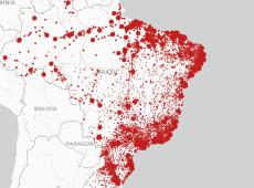 Pico da pandemia no Brasil: veja números de casos e mortes por covid-19