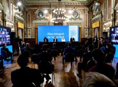 Gobernador Provincial de Buenos Aires, Axel Kicillof presentó un Plan de Seguridad Integral