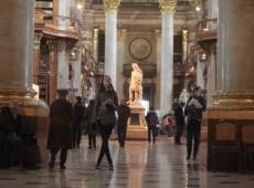 Áustria lamenta êxodo de intelectuais 75 anos após anexação nazista