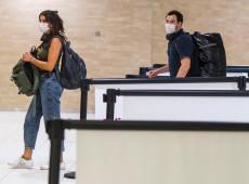 Portugal exige quarentena em voos indiretos de Brasil e Reino Unido