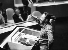 Há 61 anos, Fidel defendia paz e soberania de Cuba em discurso memorável na ONU
