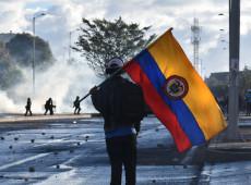 """Iván Duque reconhece """"dívida histórica"""" com mais pobres, mas aposta em violência policial para controlar o país"""