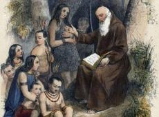 Bartolomé de las Casas, encomendero, sacerdote y protector de los indios