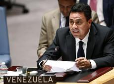 Venezuela denuncia uso da pandemia como arma de extermínio pelos Estados Unidos