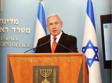 Netanyahu entra em quarentena voluntária por suspeita de coronavírus