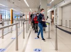 Variante do coronavírus faz Holanda e Bélgica suspenderem voos provenientes do Reino Unido