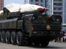 Sem acordo com EUA, Coreia do Norte avança no desenvolvimento de mísseis nucleares