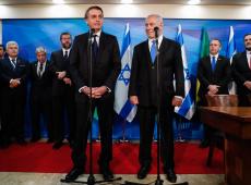 Palestinos pedem que Congresso barre acordos firmados entre Brasil e Israel