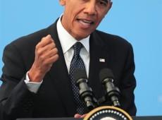 """Obama: ataque à Síria estará """"em pausa"""" se Assad entregar armas químicas"""