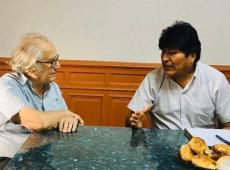 """""""Não haverá comemoração de Natal"""": Evo lamenta mortos e desaparecidos na Bolívia"""