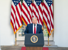 Pesquisa nos EUA aponta aumento na reprovação do presidente Trump