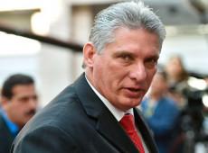 Parte dos manifestantes contra o governo é financiada pelos EUA, denuncia Díaz-Canel, presidente de Cuba