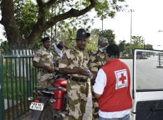 Com 60 mil casos a menos que o Brasil, Índia estende quarentena por mais duas semanas
