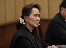 Aung San Suu Kyi comparece à Justiça pela primeira vez desde golpe em Mianmar