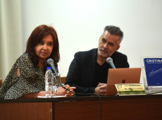 """""""Para poder pagar, primeiro é preciso sair da recessão"""", diz Cristina Kirchner sobre FMI"""