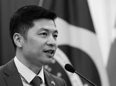 'China não é país imperialista', diz Qu Yuhui