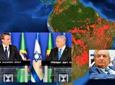incendios en el Amazonas devela disputa de intereses entre E.U., Israel, banca Rothschild y el especulador George Soros