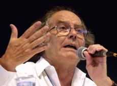 Premio Nobel Adolfo Esquivel denuncia violaciones de derechos humanos en Chile