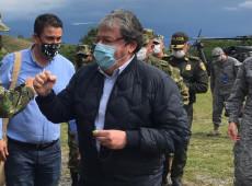Ministro da Defesa da Colômbia está internado em estado crítico por causa da covid-19