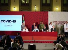 México declara estado de emergência sanitária para conter coronavírus