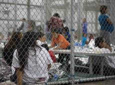 La represión como negocio: Militarización fronteriza, niños migrantes y cárceles
