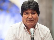 TRANSCRIÇAO EM PORTUGUÊS: 'Democraticamente, derrotamos os golpistas', diz Evo Morales