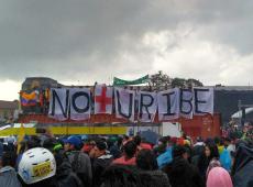 Direto de Bogotá jornalista explica reação popular de colombianos contra Iván Duque