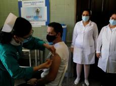 Cuba reduz Covid e vacina mais que Alemanha, Reino Unido, Itália, Canadá, França, Japão e EUA