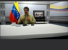 ENTREVISTA EXCLUSIVA: Brasil de Bolsonaro é o novo centro do trumpismo no mundo, diz Maduro; assista