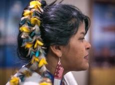 """""""Queremos acabar com falta de representação indígena na política"""", diz Sonia Guajajara"""