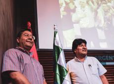 Triunfo histórico e inédito, diz Evo após vitória do MAS na Bolívia