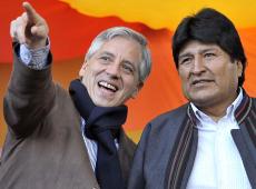"""""""A onda progressista da América Latina não acabou"""", afirma vice-presidente da Bolívia"""