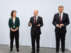 Social-democratas, verdes e liberais querem iniciar negociações formais na Alemanha