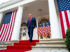 Campanha de Trump desiste de ação judicial que questionava resultados em Michigan