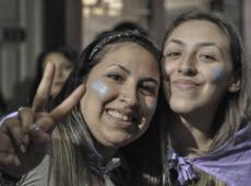 Fotos: argentinos tomam as ruas de Buenos Aires após vitória de Fernández e Cristina